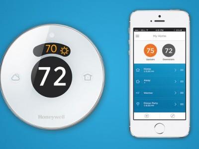 Интеллектуальные термостаты в магазинах Apple