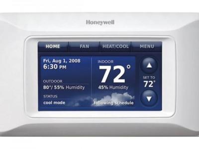 Термостаты Honeywell: отопление двух зон
