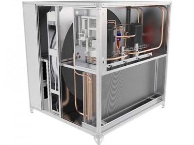 Тепловой реверсивный насос Systemair DVU-HP