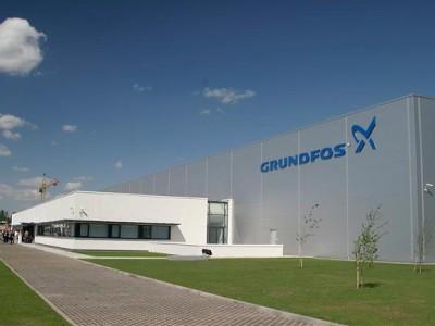 Концерн ГРУНДФОС открывает новое направление на заводе в Истре