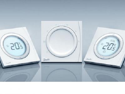 Danfoss: термостат BasicPlus2